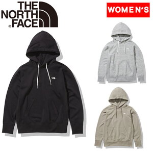 THE NORTH FACE(ザ・ノースフェイス) 【21春夏】HEATHER SWEAT HOODIE(ヘザー スウェット フーディ) ウィメンズ NTW12140