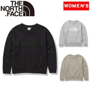 THE NORTH FACE(ザ・ノースフェイス) 【21春夏】HEATHER SWEAT CREW(ヘザー スウェット クルー) ウィメンズ NTW12141 レディースセーター&トレーナー