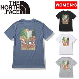 THE NORTH FACE(ザ・ノースフェイス) 【21春夏】S/S YOSEMITE FALLS Tショートスリーブヨセミテフォールティーウィメンズ NTW32105
