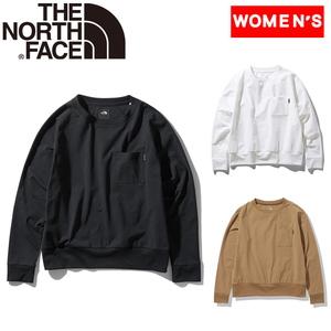 THE NORTH FACE(ザ・ノースフェイス) 【21春夏】ロング スリーブ エアリー リラックス ティー ウィメンズ NTW61961