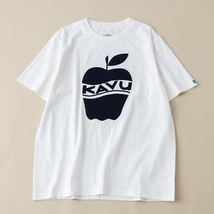 KAVU(カブー) 【21春夏】Apple Tee Men's(アップル Tシャツ メンズ) 19820233010003