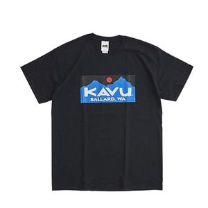 KAVU(カブー) Ballard Tee Men's(バラードTシャツ メンズ) 19821426001007