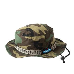 KAVU(カブー) 【21春夏】Ripstop Strap Bucket Hat リップストップストラップバケットハット 19821420019007