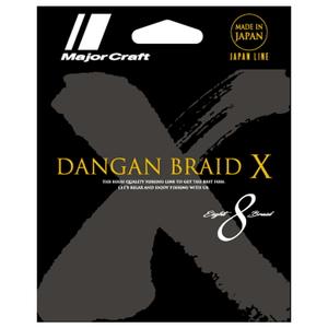 メジャークラフト 弾丸ブレイドX X8 エギング用 150m DBXE8-150/0.6PK