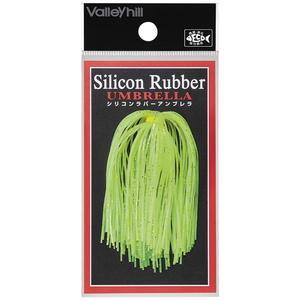 バレーヒル(ValleyHill) SILCONE RUBBER UMBRELLA(シリコンラバー アンブレラ) #104 チャート×ゴールド