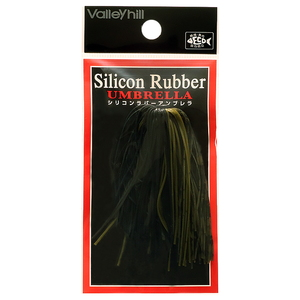 バレーヒル(ValleyHill) SILCONE RUBBER UMBRELLA(シリコンラバー アンブレラ) #204 グリーンパンプキン×ダブルインパクト