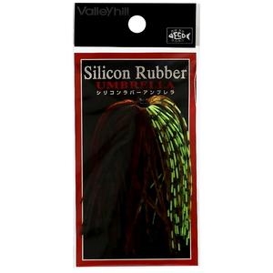 バレーヒル(ValleyHill) SILCONE RUBBER UMBRELLA(シリコンラバー アンブレラ) #211 WM×スカッパノン×アンバー×CH