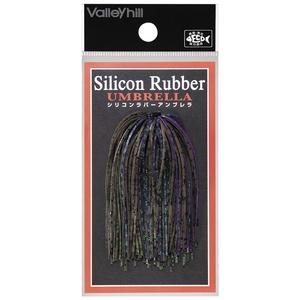 バレーヒル(ValleyHill) SILCONE RUBBER UMBRELLA(シリコンラバー アンブレラ) #212 ウォーターメロン×ジューンバグ