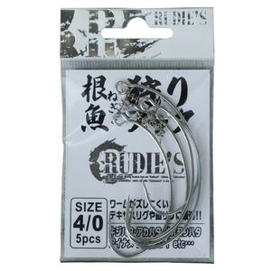 RUDIE'S(ルーディーズ) 根魚狩り フック
