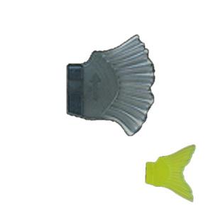 ガンクラフト(GAN CRAFT) Jointed Claw S-song(S-ソング) 115 ウィークテール #04 蛍光イエロー