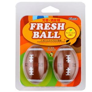 Finoa(フィノア) フレッシュボール アメリカンフットボール 6個セット 5130