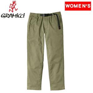 GRAMICCI(グラミチ) 【21春夏】WS TAPERED PANTS(ウィメンズ テーパード パンツ) 0157-FDJ