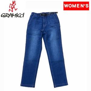 GRAMICCI(グラミチ) 【21春夏】DENIM WS TAPERED PANTS(デニム ウィメンズ テーパード パンツ) 0157-DEJ
