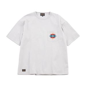 PENDLETON(ペンドルトン) ショートスリーブ エンブロイダリー ポケット Tシャツ ユニセックス 19801300004007
