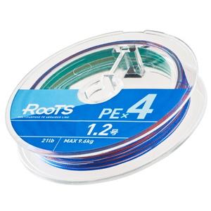 ゴーセン(GOSEN) RooTS(ルーツ) PE×4 200m GMR452006