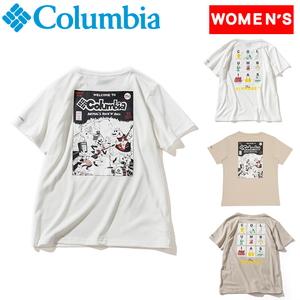 Columbia(コロンビア) 【21春夏】スウィンアベニュー ウィメンズ ショートスリーブ Tシャツ PL0168