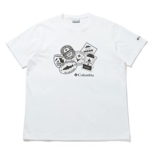 Columbia(コロンビア) 【21春夏】ヤハラフォレスト ショートスリーブ Tシャツ メンズ PM0176