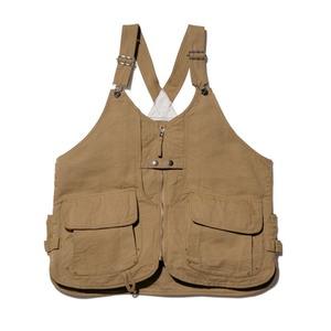 スノーピーク(snow peak) 【21春夏】TAKIBI Duck Vest Men's(タキビ ダック ベスト メンズ) JK-20AU10604BG