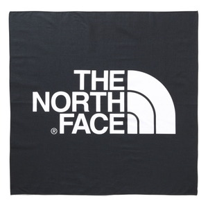 THE NORTH FACE(ザ・ノースフェイス) 【21春夏】TNF LOGO BANDAN(TNF ロゴ バンダナ) フリー ブラック(K) NN22000