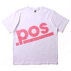 POLeR(ポーラー) 80'S POP TEE 55200232-WHT