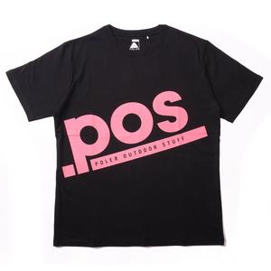 POLeR(ポーラー) 80'S POP TEE 55200232-BLK