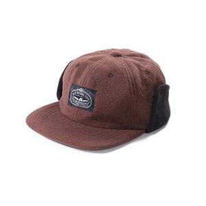 POLeR(ポーラー) MILITARY FLEECE EARFLAP CAP 55100032-CBK