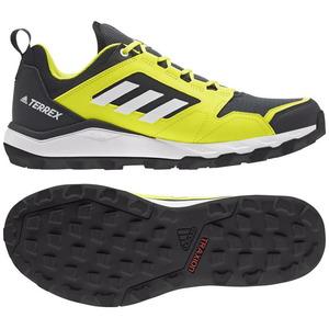 【送料無料】adidas(アディダス) TERREX AGRAVIC TR 27.0cm アシッドイエロー×フットウェアホワイト×コアBK ADJ-FX6902-270