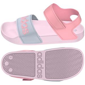 adidas(アディダス) ADILETTE SANDAL K ADJ-FY8849-230