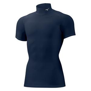 ミズノ(MIZUNO) バイオギアシャツ(ハイネック半袖) メンズ 32MA115114