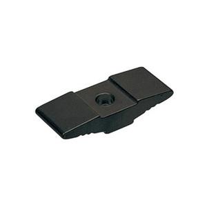 GIZA PRODUCTS(ギザプロダクツ) センタースタンド用 ワイドフィクサー ブラック YKS00100