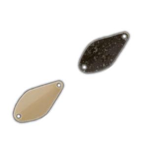 NORIES(ノリーズ) 鱒玄人ウィーパー 0.9g 099 ダークキャトルココア 16826