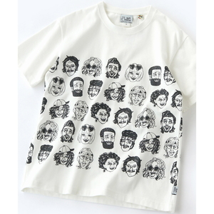gym master(ジムマスター) 7.2oz LOTS OF SMILES Tee G633651