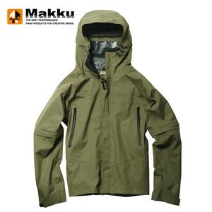 マック(Makku) エアーマウンテンレインジャケット 空調服 AS-931