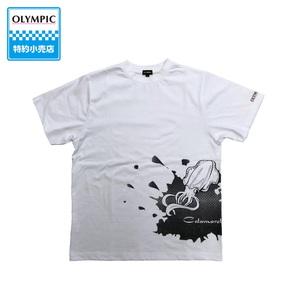 オリムピック(OLYMPIC) カラマレッティー グラフィックTシャツ 2018