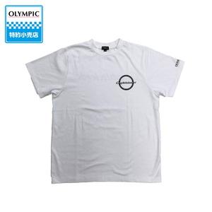 オリムピック(OLYMPIC) グラファイトリーダーロゴTシャツ 2018
