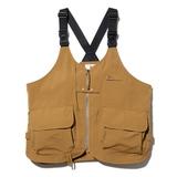スノーピーク(snow peak) 【21春夏】TAKIBI Vest Men's(タキビ ベスト メンズ) JK-20AU10303BR フィールドベスト