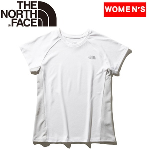 THE NORTH FACE(ザ・ノースフェイス) S/S GTD Melange Crew(ショートスリーブ GTD メランジ クルー) レディース NTW12095