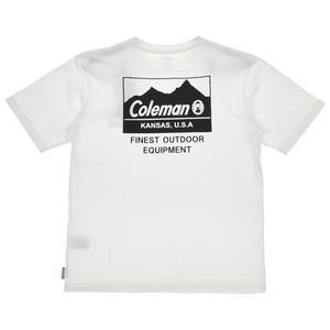 Coleman(コールマン) 【21春夏】Mt./P REG CREW S/S マウンテンPT半袖Tシャツ CM5704