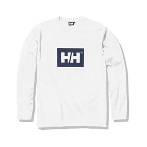 HELLY HANSEN(ヘリーハンセン) L/S LOGO TEE(ロングスリーブ ロゴ ティー) HE32067