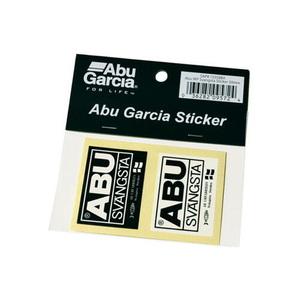 アブガルシア(Abu Garcia) ABU 防水スヴァングスタステッカー 1555884