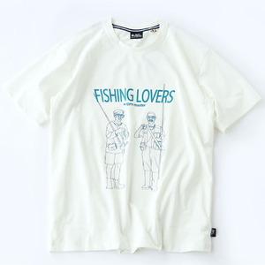 gym master(ジムマスター) 【21春夏】ストレッチドライ FISHING LOVERS Tee G633684