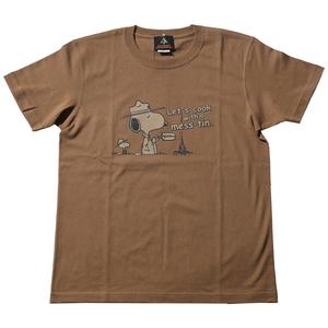 ダックノット(DUCKNOT) 【DUCKNOT×SNOOPY】メスティンTシャツ