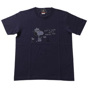 ダックノット(DUCKNOT) 【DUCKNOT×SNOOPY】メスティンTシャツ 721113