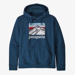 パタゴニア(patagonia) ライン ロゴ リッジ アップライザル フーディ メンズ 39584