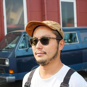 ジーアールエヌアウトドア(grn outdoor) NONDA CLEF CAP GO1458