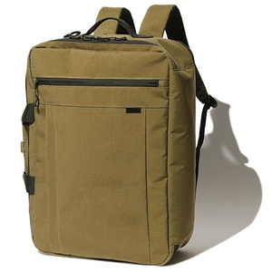 スノーピーク(snow peak) 【21秋冬】Everyday Use 3Way Business Bag AC-21AU413BR