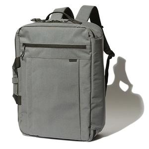 スノーピーク(snow peak) 【21秋冬】Everyday Use 3Way Business Bag AC-21AU413GY