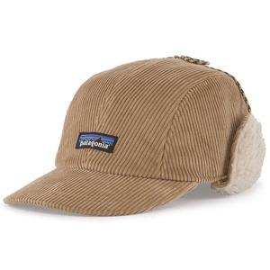 パタゴニア(patagonia) 【21秋冬】Corduroy Ear Flap Cap(コーデュロイ イヤーフラップ キャップ) 33540