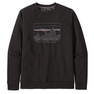 パタゴニア(patagonia) 【21秋冬】メンズ '73 スカイライン オーガニック クルー スウェットシャツ 39650