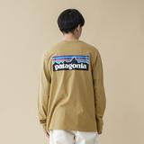 パタゴニア(patagonia) 【21秋冬】メンズ ロングスリーブ P-6ロゴ レスポンシビリティー 38518 メンズ速乾性長袖Tシャツ